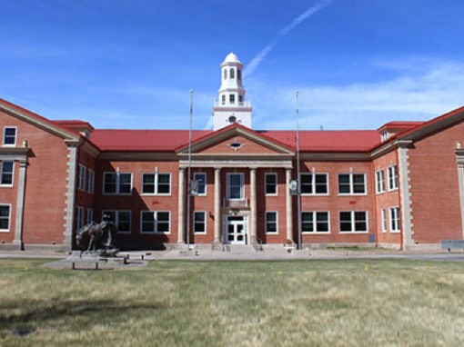 Alamosa State University Richardson Hall
