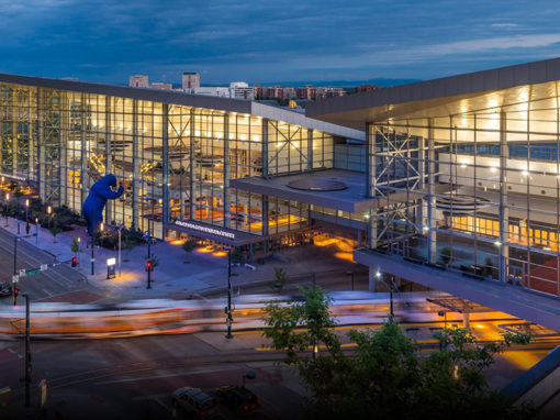 Colorado Convention Center Auditorium